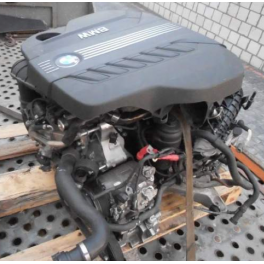 Motor BMW 550D 750D X5 X6 381 CH N57D30