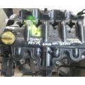 Motor renault master 2.5 dci 114 CV G9U754