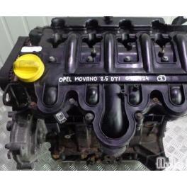 Motor renault master 2.5 dci 114 CV g9u724