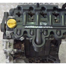 Motor renault master 2.5 dci 114 CV g9u720