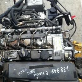 Moteur MERCEDES E200/E220 CDI 136 CV 646 821